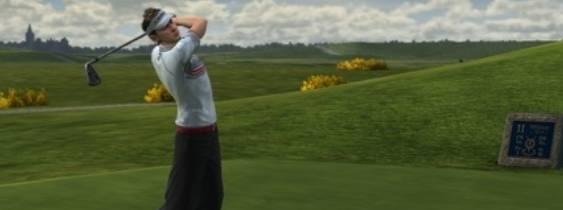 Tiger Woods PGA Tour 11 per Nintendo Wii