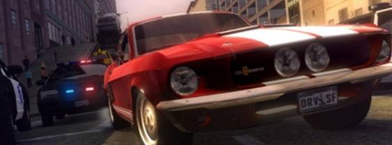 Driver: San Francisco per Xbox 360