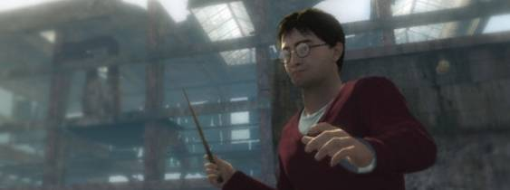 Harry Potter e i Doni della Morte per Xbox 360