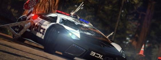Need for Speed: Hot Pursuit per Nintendo Wii