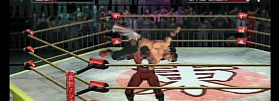 TNA iMPACT!: Cross the Line per PlayStation PSP
