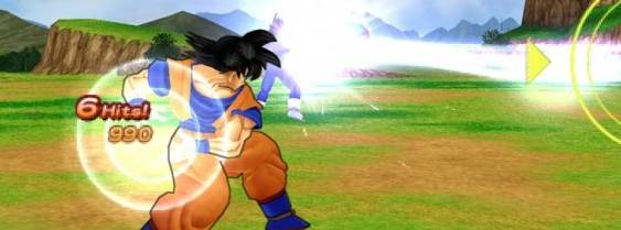 Dragon Ball Z: Tenkaichi Tag Team per PlayStation PSP