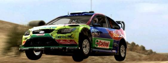 WRC FIA World Rally Championship per Xbox 360