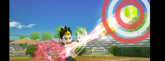 Everybody's Tennis per PlayStation PSP