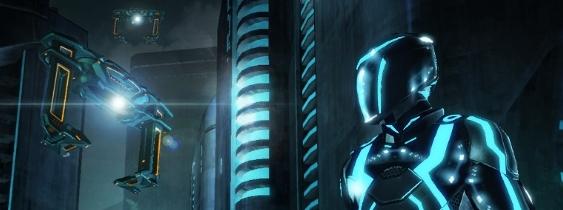 Tron Evolution per Nintendo Wii