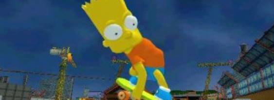 The Simpsons Skateboarding per PlayStation 2