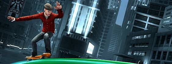 Shaun White Skateboarding per Xbox 360