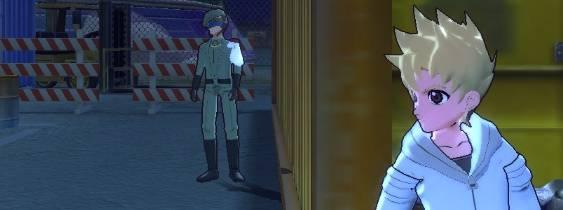 Immagine del gioco Bakugan Battle Brawlers: I Difensori della Terra per PlayStation 3