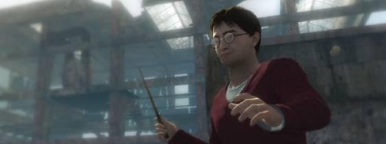 Harry Potter e i Doni della Morte per Nintendo Wii