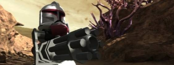 LEGO Star Wars III: The Clone Wars per Nintendo Wii