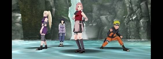 Naruto Shippuden Kizuna Drive per PlayStation PSP