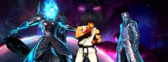 Immagine del gioco Marvel vs. Capcom 3: Fate of Two Worlds per PlayStation 3