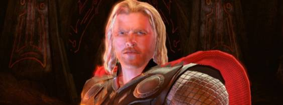 Thor: God of Thunder per Nintendo Wii
