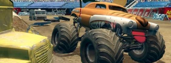 Monster Jam: Path of Destruction per Nintendo Wii
