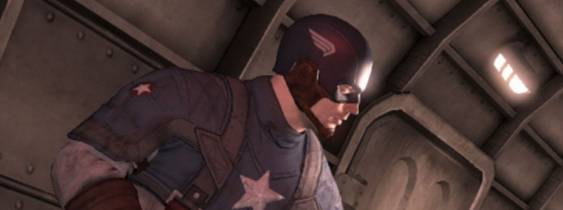 Captain America: Il Super Soldato per PlayStation 3