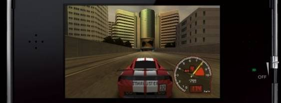 Ridge Racer 3D per Nintendo 3DS
