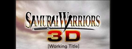 Samurai Warriors Chronicles per Nintendo 3DS