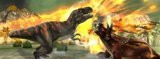 Combat Of Giants: Dinosaurs 3D per Nintendo 3DS