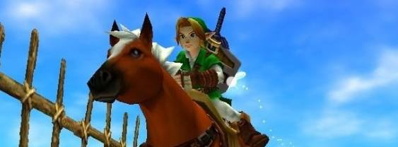The Legend of Zelda: Ocarina of Time per Nintendo 3DS