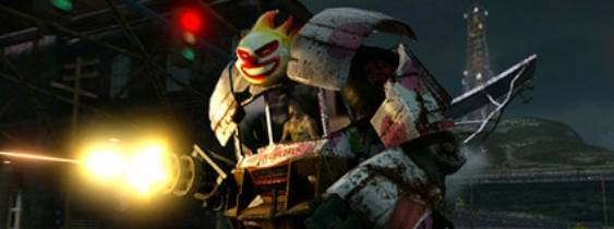 Immagine del gioco Twisted Metal per PlayStation 3