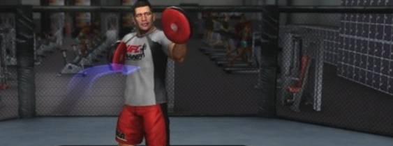 UFC Personal Trainer: The Ultimate Fitness System per Nintendo Wii