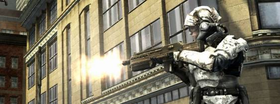 Earth Defense Force: Insect Armageddon per PlayStation 3