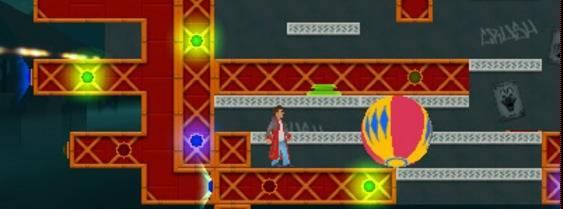 Crush3D per Nintendo 3DS