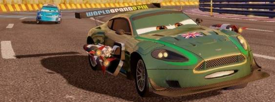 Cars 2 per Nintendo Wii
