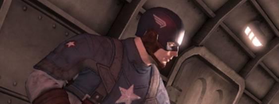 Captain America: Il Super Soldato per Nintendo DS