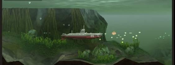 Steel Diver per Nintendo 3DS