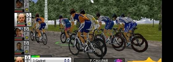 Pro Cycling Manager - Tour De France 2009 per PlayStation PSP