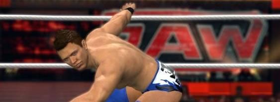 Immagine del gioco WWE 12 per Nintendo Wii
