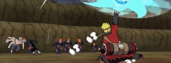 Naruto Shippuden: Ultimate Ninja Impact per PlayStation PSP