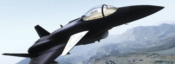 Jane's Advanced Strike Fighters per PlayStation 3