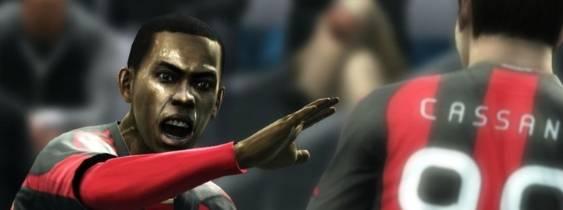 Pro Evolution Soccer 2012 per Nintendo Wii