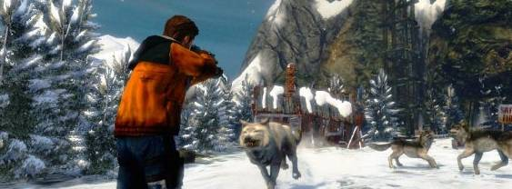 Cabela's Survival: Shadows of Katmai per Nintendo Wii
