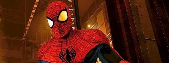 Spider-Man: Edge of Time per Nintendo DS