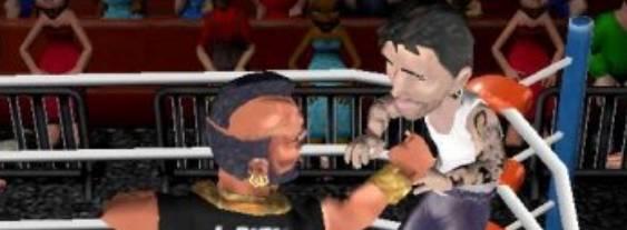 MTV Celebrity Deathmatch per PlayStation 2