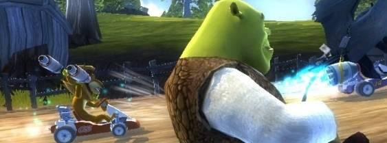 DreamWorks Superstar Kartz per Nintendo Wii