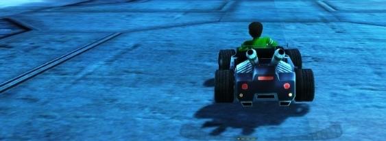 Ben 10: Galactic Racing per Xbox 360