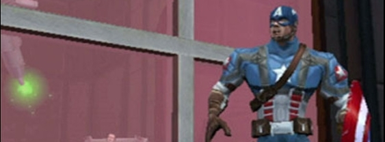 Captain America: Il Super Soldato per Nintendo 3DS
