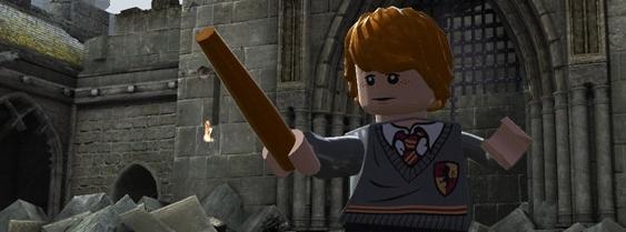 LEGO Harry Potter: Anni 5-7 per Nintendo Wii