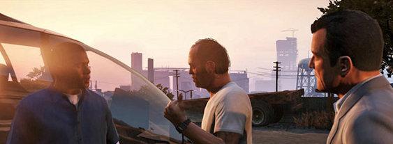 Immagine del gioco Grand Theft Auto V - GTA 5 per Xbox 360