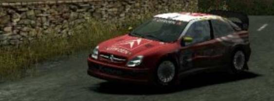 Colin McRae Rally 04 per PlayStation 2