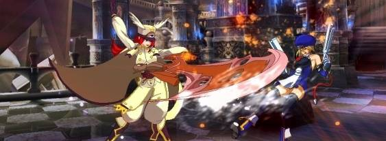 BlazBlue: Continuum Shift per PlayStation 3