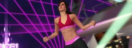Zumba Fitness Rush per Xbox 360