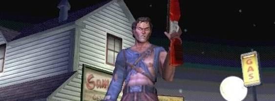 Evil Dead - A Fistful of Boomstick per PlayStation 2