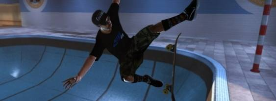 Tony Hawk's Pro Skater HD per PlayStation 3