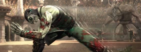 Mortal Kombat per PSVITA