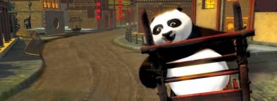 Kung Fu Panda 2 per Nintendo Wii